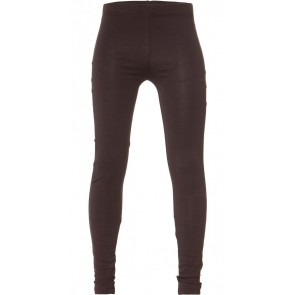 Miss Moscow legging technical jersey in de kleur burgundy red bordeaux rood
