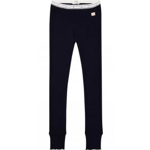 Scotch R'belle rib legging in de kleur donkerblauw