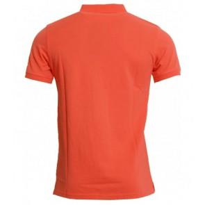 Lyle and Scott polo shirt in de kleur rood