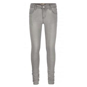 Indian blue jeans superskinny jazz jeans broek in de kleur grijs