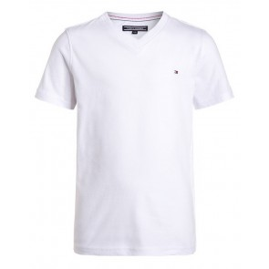 Tommy Hilfiger v-neck t-shirt in de kleur wit