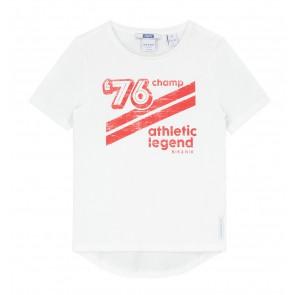Nik en Nik Pim t-shirt in de kleur off white