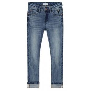 NIK en NIK denim broek in de kleur jeansblauw